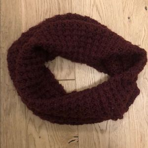 Other - Set of two - chunky knitted scarfs